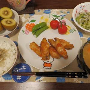 手羽中甘辛焼・洋菓子のヒロタ