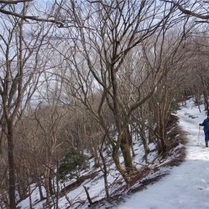 初めての雪歩き