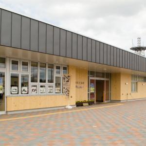 道の駅「北オホーツクはまとんべつ」オープン。 人、人、人、凄い人だかり!!