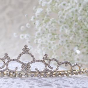 皇后陛下が身につけていたティアラ