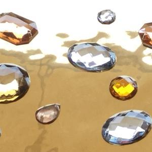 金の価格上昇とダイヤモンド