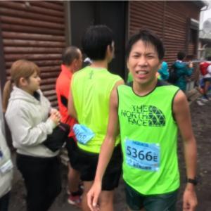 【レースレポ】第72回富士登山競走五合目コース
