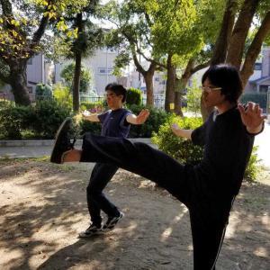 【中国武術拳法】中国武術は興味なくても、ストレス発散、運動やスポーツ好きな人参加してみませんか?