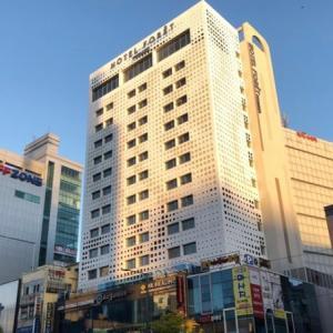 [釜山] HOTEL FORET PREMIER NAMPO