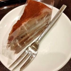 黒い吉野家のケーキが100円なのにウマすぎる!!