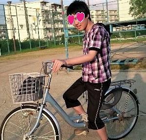 自転車に乗りたい息子。重度知的障害児の息子でも自転車に乗れる方法(人間補助付き)
