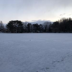 長野県 松原湖 悲惨な氷上ワカサギ釣り!