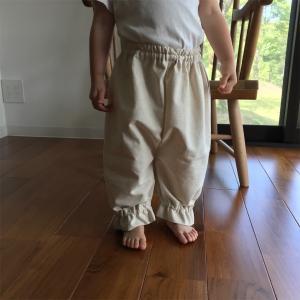 裁縫下手、ズボン作るってよ【ミニマリスト志望主婦の日常】