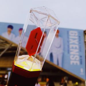 """AB6IX - 1st WORLD TOUR """"6IXENSE"""" IN SEOUL 参戦レポ"""