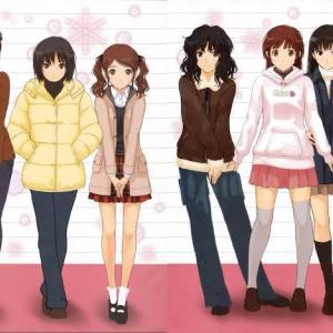【朗報】『アマガミ』の女のキャラクターデザインwwwwwwww