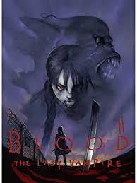 【映画】『Blood The Last Vampire』ダークな雰囲気と英語を多用したスタイリッシュなアニメの世界観に引き込まれる