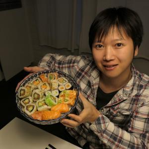 オランダで食べた寿司が激ウマだったけど。経営者のキャリアが納得の裏付けだった