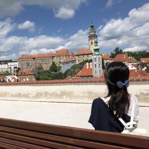 2021年夏のチェコpart4_世界で一番美しい街は本当に美しすぎた