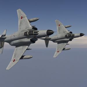 稀代の名機 F-4EJファントム