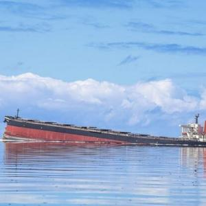 モーリシャス座礁事故