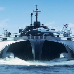 電気を運ぶ船