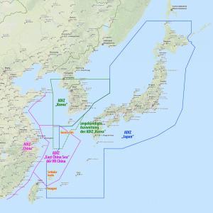 令和元年7月23日 統合幕僚監部 中国機およびロシア機の東シナ海及び日本海における飛行について