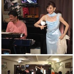 11月15日(金)は、ミュージカル・マジシャン、TOMOKOさんのライブでした!