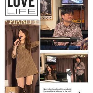 2月14日(金)の夜は、Marie-Styleライブでした!