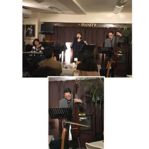 2月15日(土)の午後は、『米田、ひろみ、Etsuko』セッションでした!