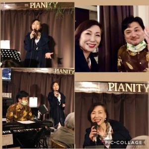 10月17日(土)の午後は、柴崎陽子(vo)さんのライブでした!
