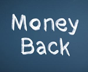 トゥースMDホワイトEXの返金保証をどうやって使うといい?