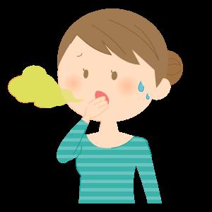 女性の40~50代の方がおっさんより口臭が酷い!やばいわけとは?
