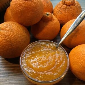 すぐ出来て簡単オレンジペースト