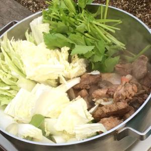 アウトドア鴨鍋を食べる。欠かせない具材と作り方とは?