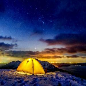 雪中キャンプ入門。必要な装備と防寒アイテム