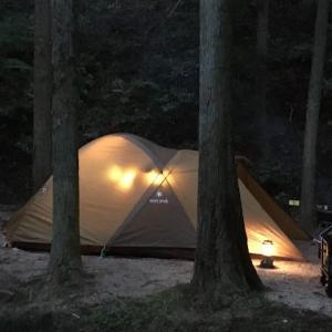 ひっさびさのキャンプの食べ物を紹介するよ