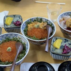 島根県にある花房商店のウニ・イクラ丼は日本一!?