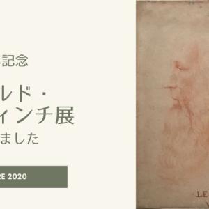 【ルーブル美術館】レオナルド・ダ・ヴィンチ展』に行ってきました