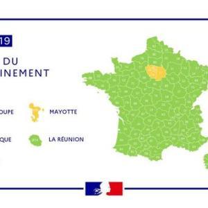 【フランス新型コロナ】6月2日以降の規制緩和措置について