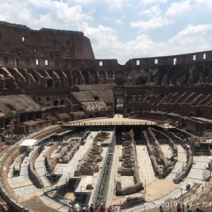 【イタリア旅行1日目】コロッセオを堪能し、詐欺に涙したローマ観光