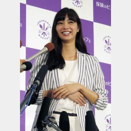 幸せいっぱいの新川優愛さんのホロスコープを見てみました