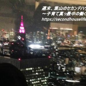 新宿に行ったら綺麗な夜景を!無料で見れます!