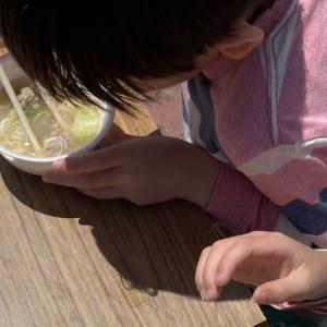 葉山でベランダピクニック