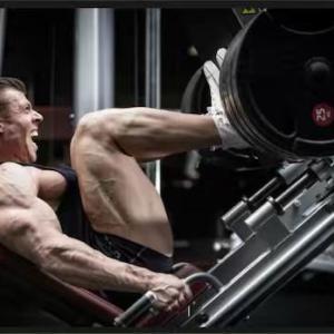 レッグプレスの正しいフォームや鍛えられる筋肉
