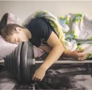 筋肉と睡眠の関係について