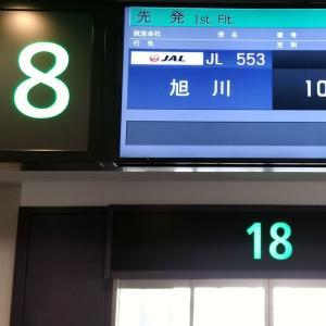 【旅行記】11/9-10 旭川旅行(費用総額)