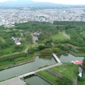 【旅行記】7/11-12 函館旅行(観光初日五稜郭編)