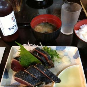 【旅行記】7/27-29 高知旅行(食事編)