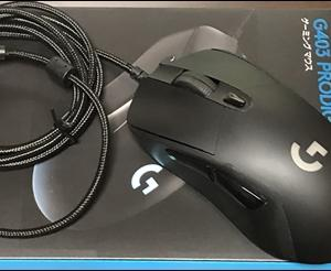 また壊れたマウス G403と買い替えの歴史
