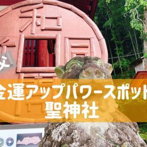 【秩父/観光】銭神様のご利益で金運アップ!聖神社(ひじりじんじゃ)
