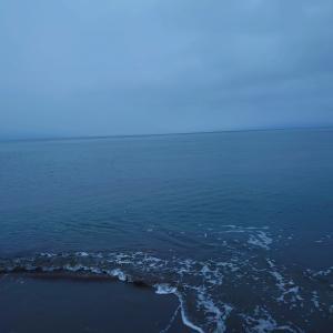 島牧村の海アメマス釣り202001③