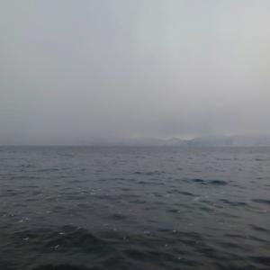 極寒の2月支笏湖ブラウン狙い釣行202002①