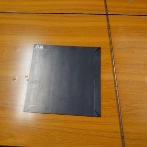 アウトドアの必需品。鉄板焼き用の鉄板自作!