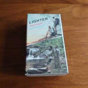 マジかー!釣りに電子ライターは想像以上に便利でした!