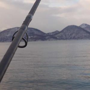 【2020】解禁2日目!洞爺湖ニジマス狙い釣行。